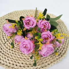 "Букетик розочки ""Джипси"" розовые"