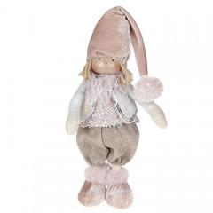 """Игрушка """"Мальчик в розовом"""" 35 см"""