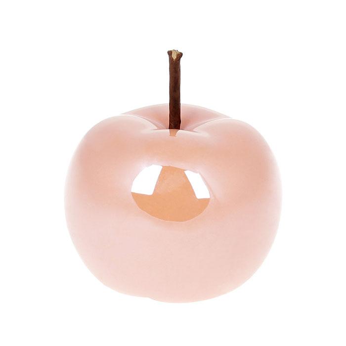 Декоративное яблоко персиковое 9,7 см