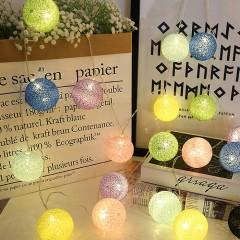 """Гирлянда """"Тайские шарики"""" 20 ламп 3 м, - 20023"""