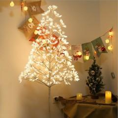 "Светодиодное дерево ""Снежинки"" 150 см, 360 светодиодов, USB"