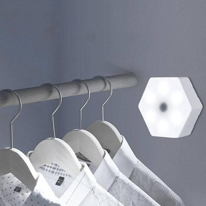 Набор из 3-х светодиодных светильников, с пультом ДУ
