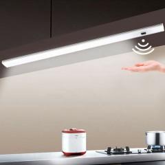 Світлодіодна лампа 50 см, 3 режими світла, управління помахом руки