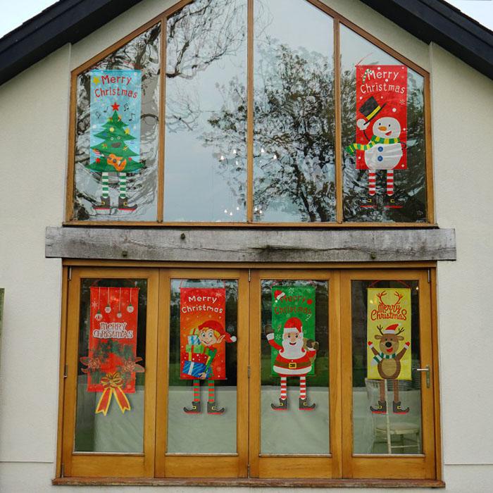 "Панно ""Merry Christmas"" олень"