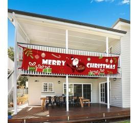 "Новогодний баннер ""Merry Christmas"""