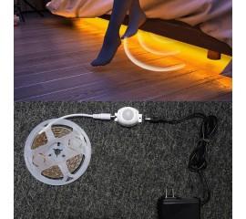 Светодиодная лента с датчиком движения, 5 м. 24V
