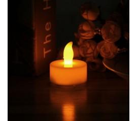 """LED свеча """"Чайная"""", 3,5 см"""