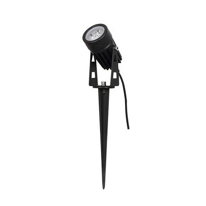 Газонный светильник COB3W, теплый белый, 220V