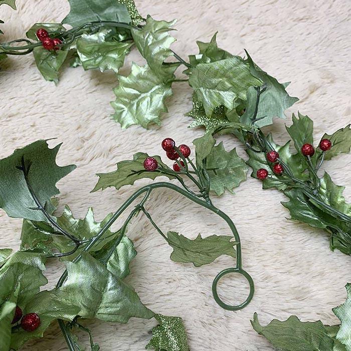 Лиана рождественник с ягодками