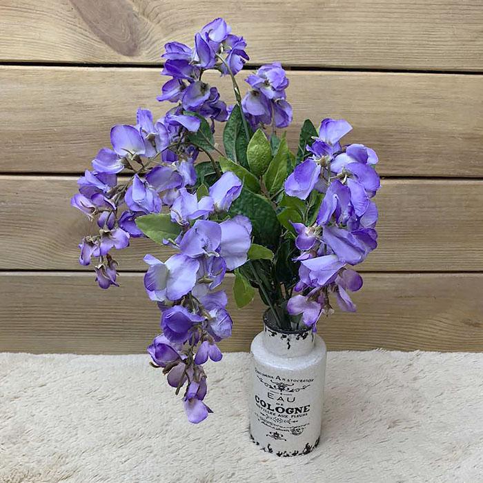 Букет вистерия фиолетовая