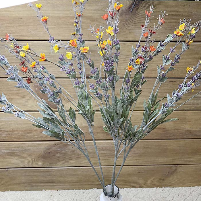 Ветка сухоцвет 75 см