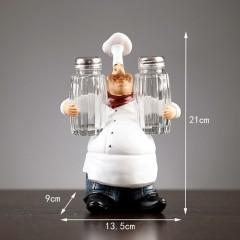 """Фігурка """"Кухар зі спеціями"""" 21 см"""