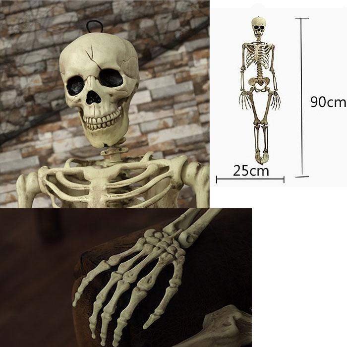 """Фигурка """"Скелет 90 см"""""""