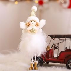 """Фігурка """"Лялечка в білоі спідниці"""""""
