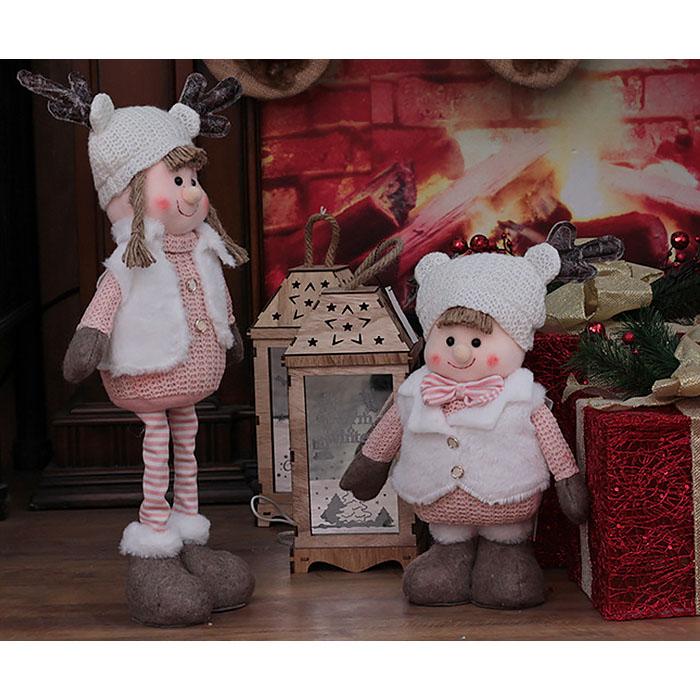 """Новогодняя кукла """"Девочка"""""""
