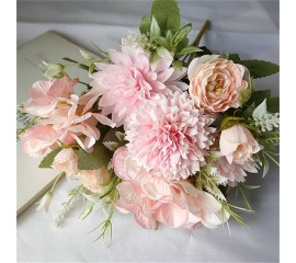Букетик прованс - розовый