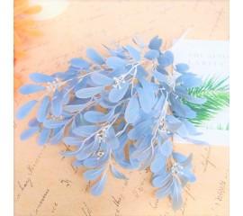 Букет зелени 55 см - голубой