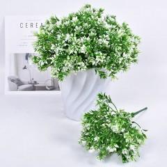Букет травка садовая - белая