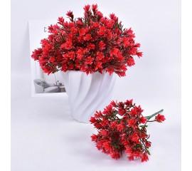 Букет травка садовая - красная