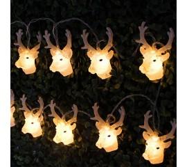 """LED гирлянда """"Олени"""""""