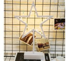Led звезда на подставке