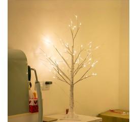 Led дерево 90 см - USB