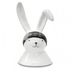 Фигурка кролик - девочка 12 см