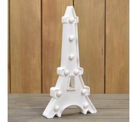 """Светодиодный ночник """"Эйфелева башня"""" - белая"""