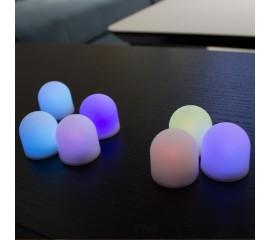 Декоративная LED свеча 4 см