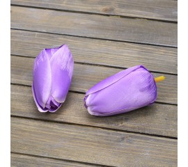 Головка тюльпан сиреневый