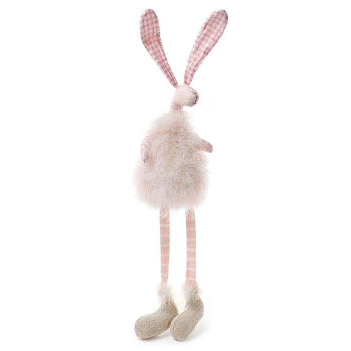 """Мягкая игрушка """"Пуховый кролик"""" 52 см"""