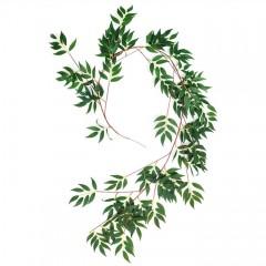 Лиана ива зеленая 170 см