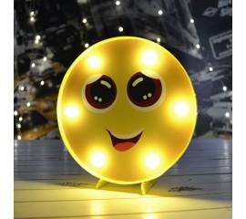 """Светодиодный ночник """"Смайлик - улыбашка"""""""