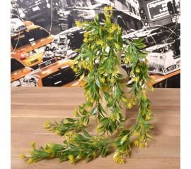 Букет свисающий с желтыми цветочками