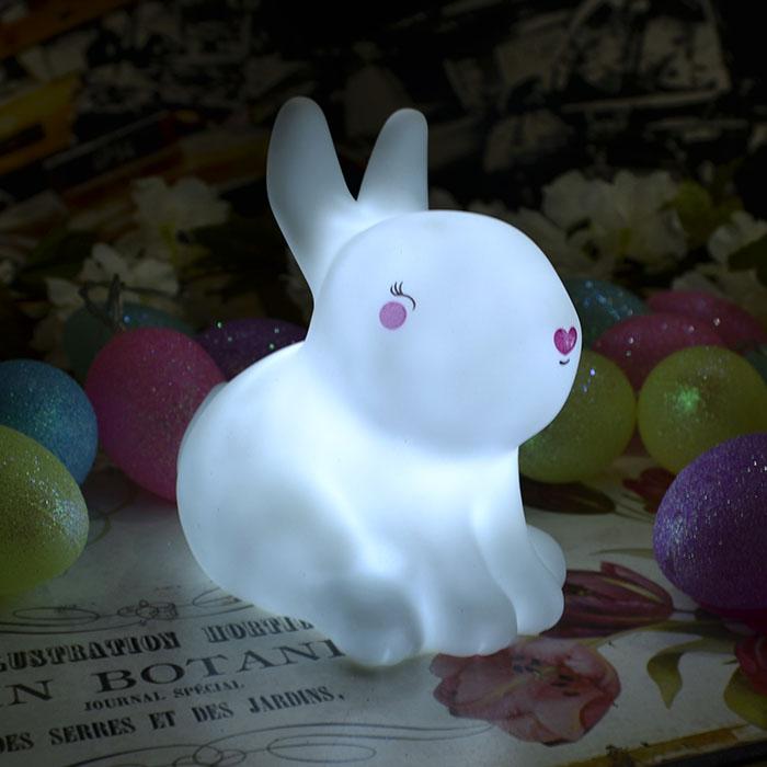 """LED светильник """"Кролик"""""""