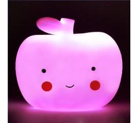 """LED светильник """"Яблоко розовое"""""""