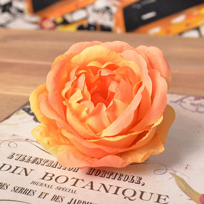 """Головка роза """"Мари"""" оранжевая"""