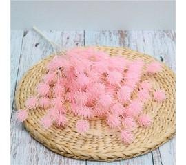 Букет кипарис 42 см - розовый