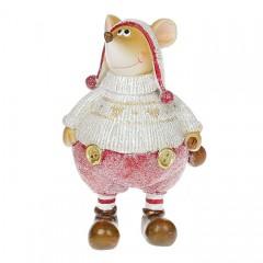 """Фигурка """"Мышка-мальчик в красных штанишках"""" 11 см"""