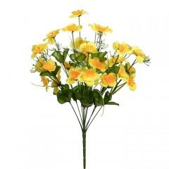 Букет нарцисс желтый 50 см