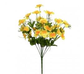 Букет нарцис жовтий 50 см
