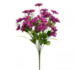 Букет нарцисс фиолет 50 см