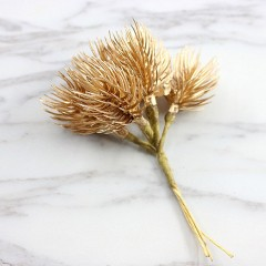Сосна в пучке - золото