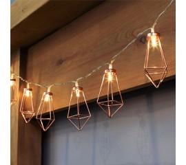 """LED гирлянда """"Скандинавская"""" 35 ламп 5 м, usb"""