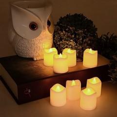 LED свеча мерцающая 4,5 см