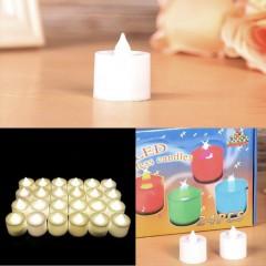 """LED свеча """"Чайная"""", 4,5 см"""