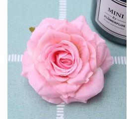 """Головка розы """"Танго"""" розовая"""