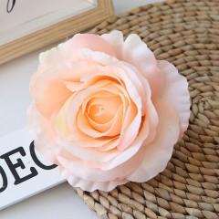 """Головка розы """"Вендела"""" пудровая"""