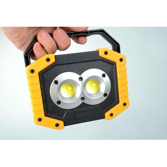 Автономный прожектор f-012 на аккумуляторах + PowerBank