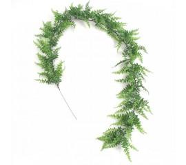"""Лиана """"Традесканция"""" зеленая 190 см"""